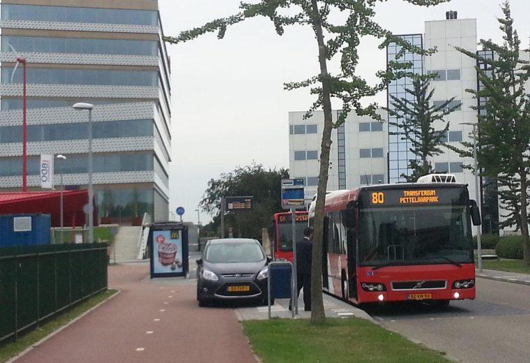 Combiticket betreft twee prestaties: parkeren en vervoer